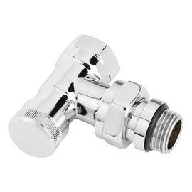 Запорный клапан Danfoss RLV-CX   Хромированный