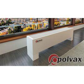 Polvax N.KE (N.KEM, N.KEM2) | Напольный конвектор, Высота: 240, Ширина: 120, Длина: 1000