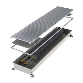 Minib COIL-P80 | Внутрішньопідлоговий конвектор (Природна конвекція), Модель: P80, Ширина: 243, Довжина: 900, Глибина: 80