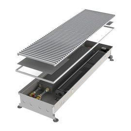 Minib COIL-KT-125 | Внутрипольный конвектор (Принудительная конвекция), Модель: KT-125, Ширина: 106, Длина: 900, Глубина: 125