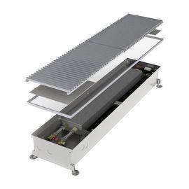 Minib COIL-KT3-105 | Внутрипольный конвектор (Принудительная конвекция), Модель: KT3-105, Ширина: 243, Длина: 900, Глубина: 105