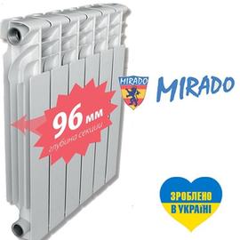 Mirado BM 500/96, Высота: 300, Кол-во секций: 8
