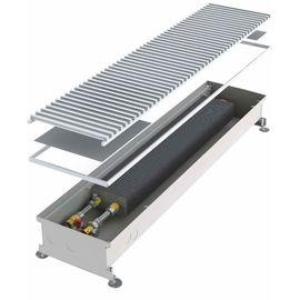 Minib COIL-P125 | Внутрішньопідлоговий конвектор (Природна конвекція), Модель: P125, Ширина: 243, Довжина: 900, Глибина: 125
