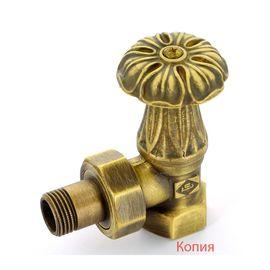 Дизайнерские клапаны для радиаторов Carlo Poletti | Угловой | Копия