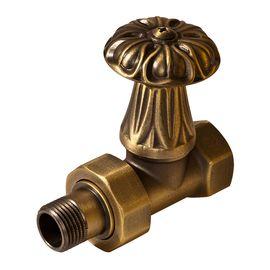 Дизайнерские клапаны для радиаторов Carlo Poletti | Прямой | Оригинал