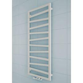 Terma ZigZag | Водяной полотенцесушитель (Белый), Вид подключения: Водяное, Цвет: Белый, Высота: 600, Длина: 500