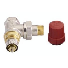Клапан термостатический Danfoss 013G0013 RA-N 15, угловой, Вид подключения: Угловой, Размер: 1/2