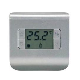 Комнатный термостат СН 111(Серебро)