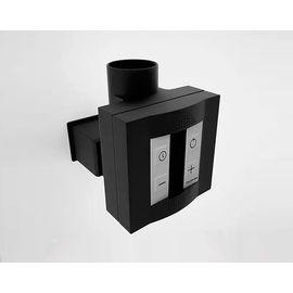 Тен для полотенцесушителя Terma KTX-4 (Черный), скрытый