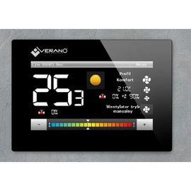 Комнатный регулятор Verano VER-24 Wi-Fi (Черный)