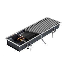Verano VKN Silent | Внутрипольный конвектор (принудительная конвекция), Модель: VKN SILENT, Ширина: 200, Длина: 650, Глубина конвектора: 100