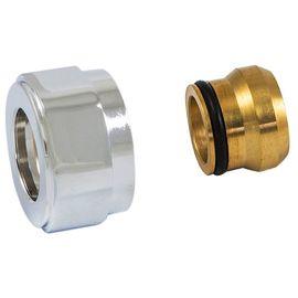 Резьбовое соединение для медных труб Schlosser 602500004