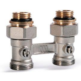 Honeywell Verafix-VKE V2495DX узел для нижнего подключения прямой, Вид подключения: Прямой, Тип клапана: Узел подключения