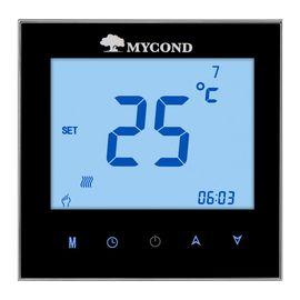 Комнатный термостат Mycond Touch (Черный), Цвет: Черный