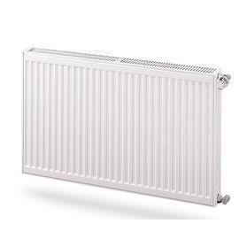 Purmo Compact | Стальной Панельный радиатор (Боковое подключение), Высота: 300, Длина: 400, Тип радиатора: 11 тип