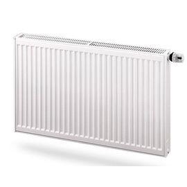 Purmo Ventil Compact | Стальной Панельный радиатор (Нижнее подключение), Высота: 300, Длина: 400, Тип радиатора: 11 тип