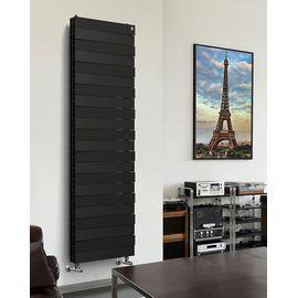Royal Thermo Piano Forte Tower Noir (чорний), Колір: Чорний, Висота: 1400