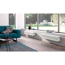 Kermi FTV 200 | Стальной Низкий радиатор (Нижнее подключение), Модель: Profil, Подключение: Нижнее подключение, Высота: 200, Длина: 600, Тип радиатора: 22 тип