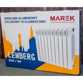 Marek Lemberg, Высота: 500, Кол-во секций: По секционно