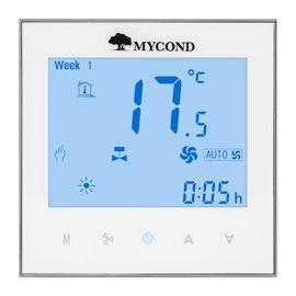 Комнатный термостат Mycond TRF-B2 (0-10V) (Белый), Цвет: Белый